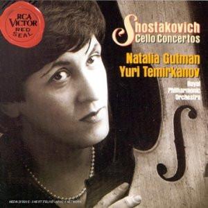 Yuri Temirkanov - Shostakowisch: Cellokonzerte