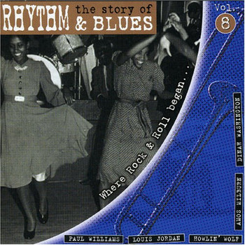 Various Artists - Story of Rhythm & Blues Vol.8