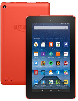 "Amazon Fire 7"" 16GB [wifi] oranje"