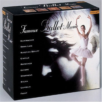 Royal Philharmonic Orchestra - Famous Ballet Music 5-CD