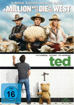 Ted / A Million Ways to Die in the West [2 Discs]