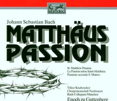 Guttenberg - Matthäuspassion (Gesamtaufn)