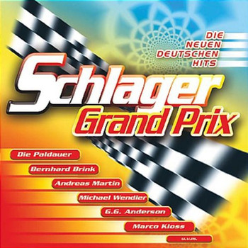 Various - Schlager Grand Prix [DOPPEL-CD]