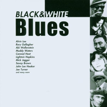 Various - Black & White Blues