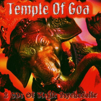 Various - Temple of Goa-2 Cds of Magic