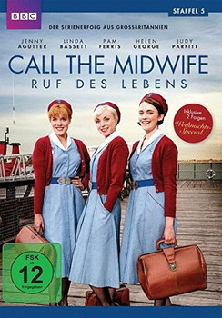 Call the Midwife - Ruf des Lebens, Staffel 5 [3 Discs]