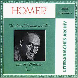 Mathias Wieman - Homer: Aus der Odyssee