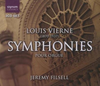 Jeremy Filsell - Die Orgelsinfonien