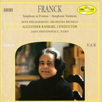 Alexander Rahbari - Symphonic Variations