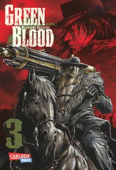 Green Blood, Band 3 - Kakizaki, Masasumi