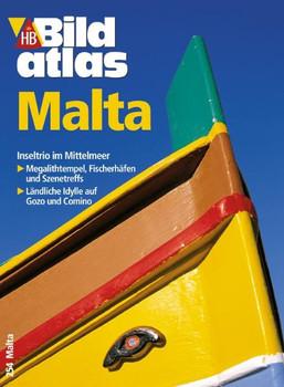 HB Bildatlas Malta - Gabriele Walter