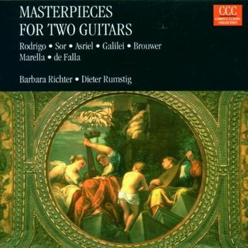 Barbara Richter - Meisterwerke für zwei Gitarren [UK-Import]