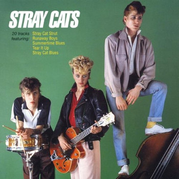Stray Cats - Archive