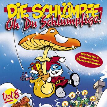 die Schlümpfe - Oh du Schlumpfige Vol.8