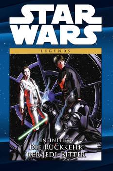 Star Wars Comic-Kollektion. Bd. 59: Infinities: Die Rückkehr der Jedi-Ritter - Adam Gallardo  [Gebundene Ausgabe]