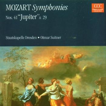 Otmar Suitner - Sinfonie 29 KV 201 / Sinfonie 41