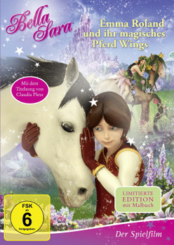 Bella Sara - Emma Roland und ihr magisches Pferd Wings [Limited Edition]