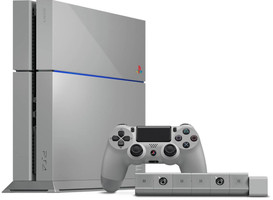 Sony PlayStation 4 500 Go Grise [Limited 20th Anniversary incl. manette sans fil, caméra]