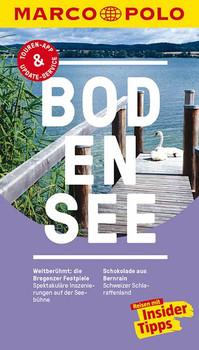 MARCO POLO Reiseführer: Bodensee - Reisen mit Insider-Tipps [Broschiert, inkl. Karte, 15. Auflage 2016]