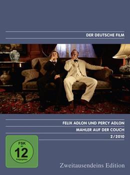 Mahler auf der Couch [Zweitausendeins Edition 2/2010]