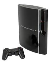 Sony PlayStation 3 60 GB [mando inalámbrico incluído] negro