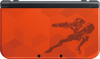 New Nintendo 3DS XL [Samus Edition]