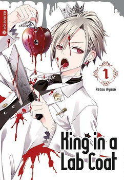 King in a Lab Coat 01 - Retsu Ayase  [Taschenbuch]