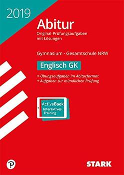 Abiturprüfung NRW - Englisch GK [Taschenbuch]