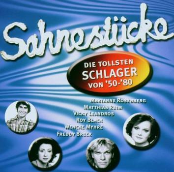 Various - Sahnstücke * die Tollsten Schl