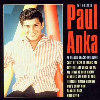 Paul Anka - The Masters