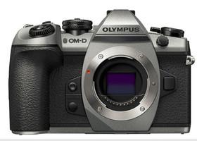 Olympus OM-D E-M1 Mark II body argento nero
