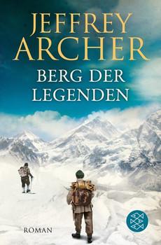 Berg der Legenden. Roman - Jeffrey Archer  [Taschenbuch]