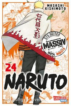 NARUTO Massiv 24 - Masashi Kishimoto  [Taschenbuch]