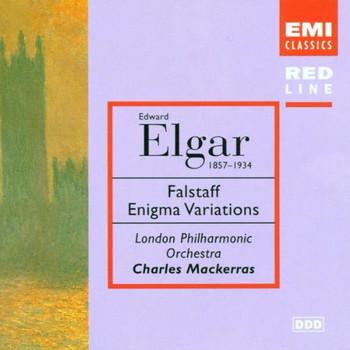 Charles Mackerras - Red Line - Elgar (Orchesterwerke)