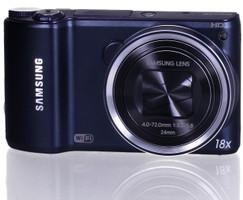 Samsung WB200F  noir cobalt