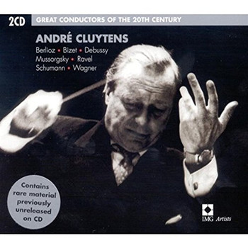 Andre Cluytens - Great Conductor of the Century