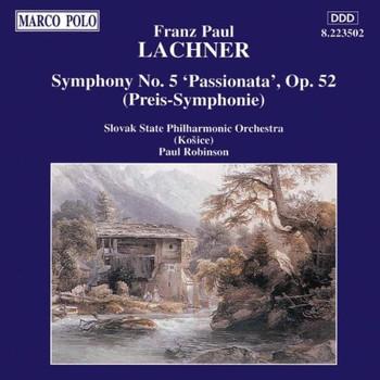 """Paul Robinson - Symphonie Nr. 5 """"Passionata"""""""