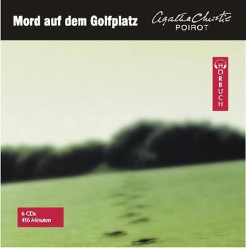 Mord auf dem Golfplatz. 6 CDs