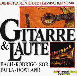 Various - Instrumente Vol.10 Git.& Laute