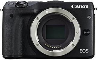 Canon EOS M3 Body zwart