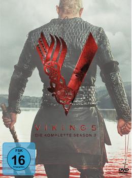 Vikings - Die komplette Season 3 [3 Discs]
