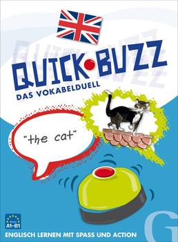 QUICK BUZZ - Das Vokabelduell - Englisch: Sprachspiel