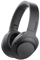 Sony h.ear NC MDR-100ABN draadloos zwart