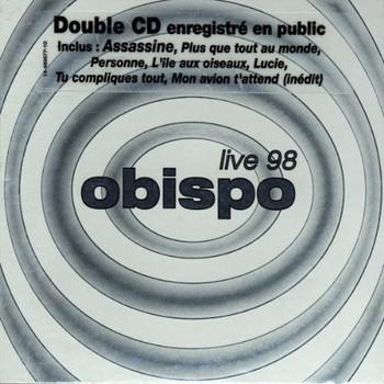 Pascal Obispo - Obispo Live