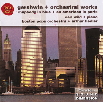 Arthur Fiedler - 24/96-Orchestral Works