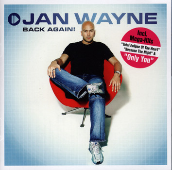 Jan Wayne - Back Again! Ltd.ed.