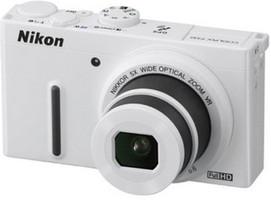 Nikon COOLPIX P330 blanc