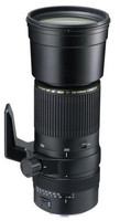 Tamron SP AF 200-500 mm F5.0-6.3 Di IF LD 86 mm Obiettivo (compatible con Nikon F) nero