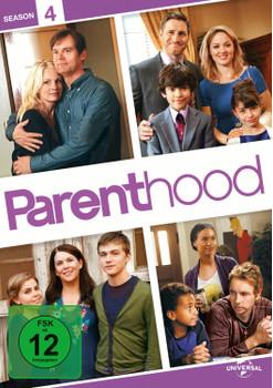 Parenthood - Season 4 [4 Discs]