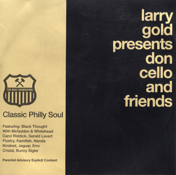 Larry Pres. Gold - Don Cello and Friends